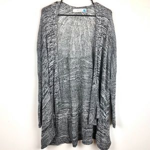 Anthropologie sparrow long cardigan sweater duster